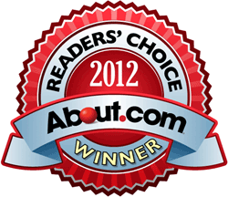 About.com Reader's Choice Award