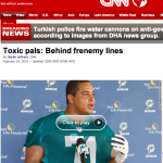 In the Media – Toxic pals: Behind frenemy lines (CNN)
