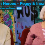 Peggy and Inez: Best friends at 90