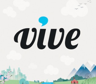 Vive: Using technology to connect with real people