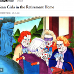 In the Media – Mean girls in the retirement home?
