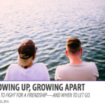 In the Media – Men's Friendships: Growing Apart (Magnifier)