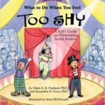 BOOK GIVEAWAY – Too Shy? A Resource for Children and their Parents (contest ended)