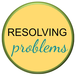 Resolving Problems