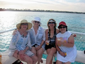 The Traveling Ladies in Punta Cana