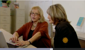 Rita Braver speaks to The Friendship Doctor