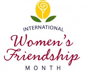 International Women's Friendship Month