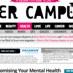 In the Media: 7 Ways you're compromising your mental health (on HerCampus.com)
