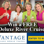 Travel Sweepstakes: Enter for a chance to win a European River Cruise