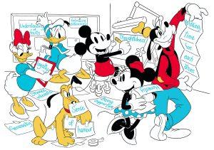 Mickey & Friends Stay True